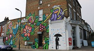 Penge SE20 Street Art