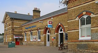 Penge East Station Architecture
