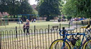 Penge Recreation Ground
