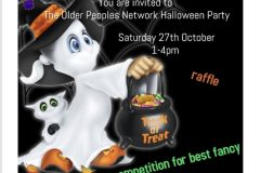 Older Peoples Network – Halloween Party