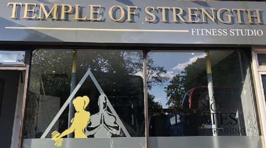 Temple of Strength Studio